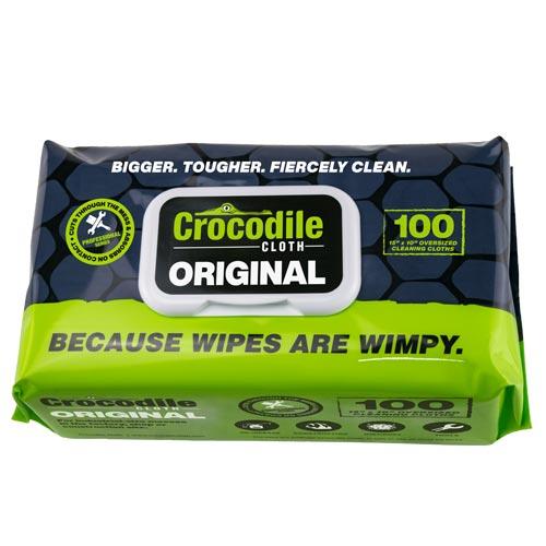 Crocodile Cloth Original 100-Pack