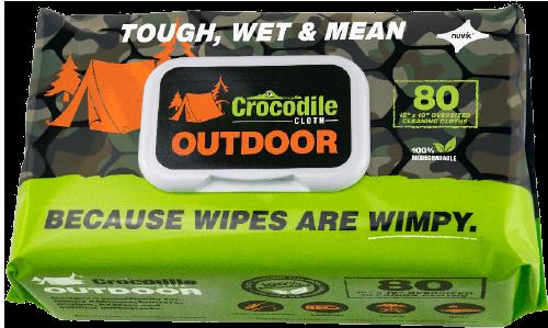 Crocodile Cloth Outdoor Samples