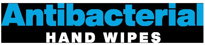 Antibacterial Hand Wipes Logo