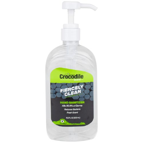 Crocodile Cloth 16.9 oz Hand Sanitizer