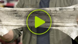 Crocodile Cloth PowerScrub Video